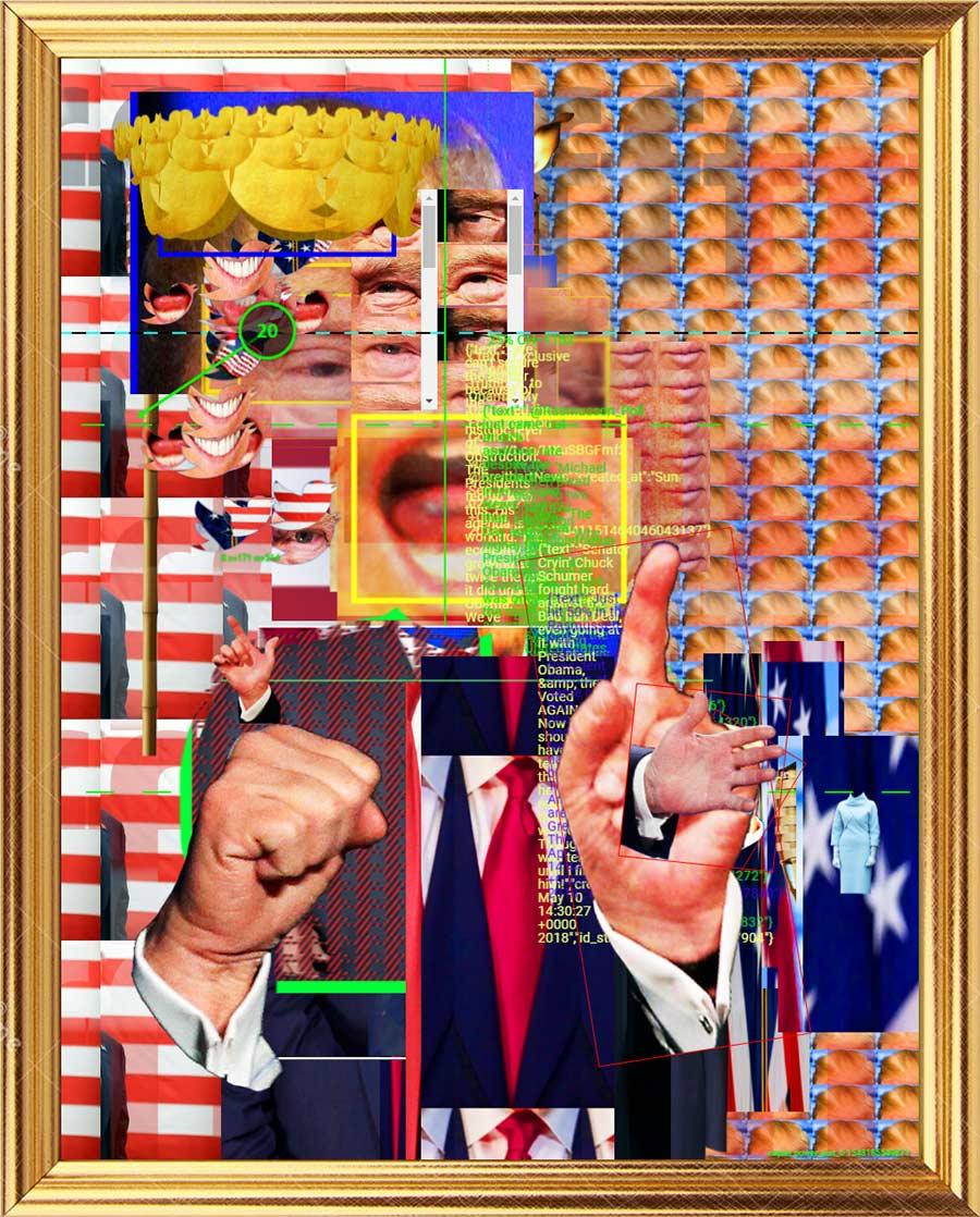 Donald-trump--de-mark-napier