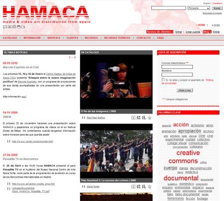 Hamaca media & video