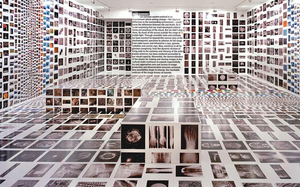 Exposición de fotos de Bruce Mau