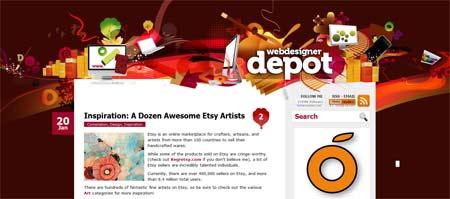 Web design depot