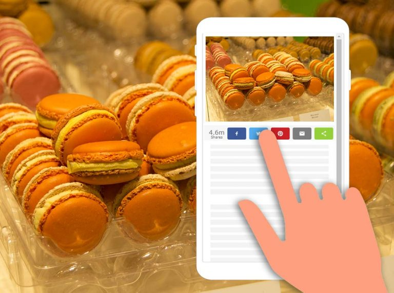 Share this – códigos para compartir en redes sociales