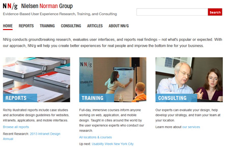 Nielsen Norman Group