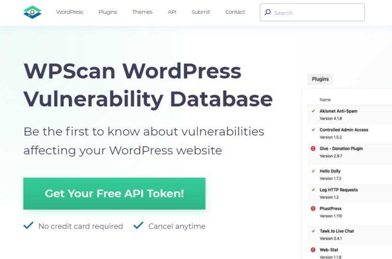 WPScan – Seguridad  para WordPress